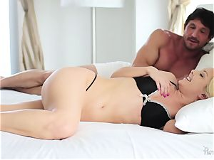 Aaliyah love woken for torrid fuck-fest