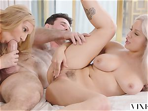 VIXEN 2 bootylicious roommates tempt and bang Married