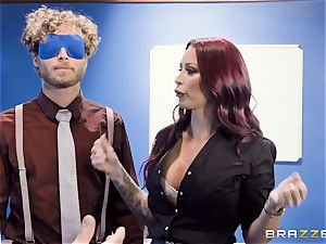 insane office antics with Monique Alexander