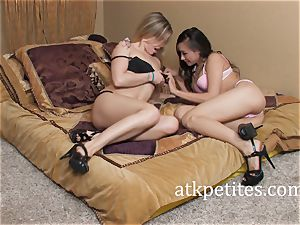 Sienna Milano and Ariel Get horny with Their playthings