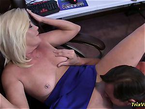 boning the steamy secretary