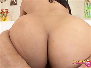 PervCity Vicki Latina chinese hardcore ass-fuck