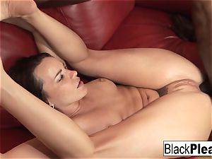 multiracial ass-fuck hook-up with Dana DeArmond and Byron long