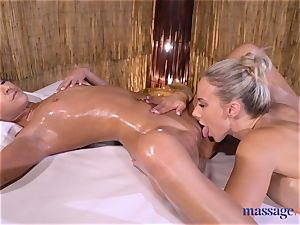 massage apartments killer brown-haired Amirah Adara