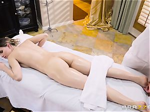Jillian Janson porked by a massive rod