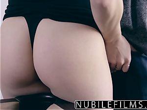 NubileFilms - cuckold wife Wants spunk-pump And jism