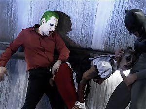 Suicide squad parody Sn 5 Kleio Valentien drool roasted