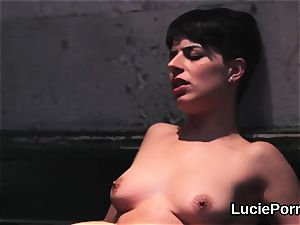 amateur lezzy nymphs get their tastey muffs ate and pounded
