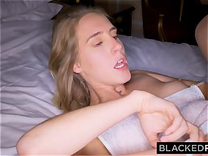 BLACKEDRAW girlfriend Surprises Her bf By plowing The biggest bbc In the WORLD