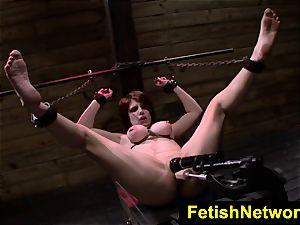 FetishNetwork Velma DeArmond sadism & masochism gagged