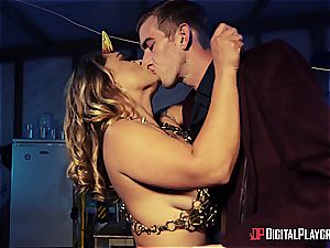 Danny D uses his man meat to bait a succubus